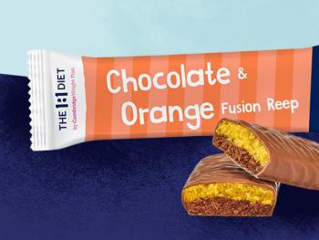 Chocolate & Orange Fusion reep