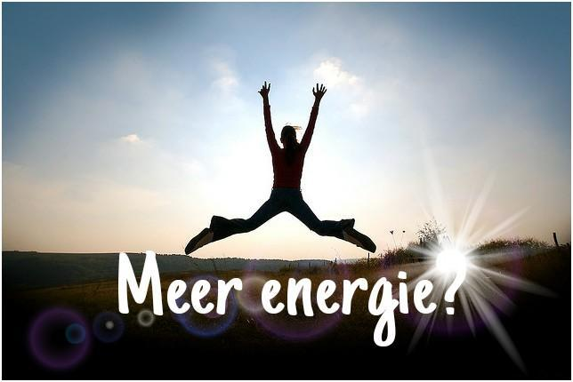 Afbeeldingsresultaat voor meer energie
